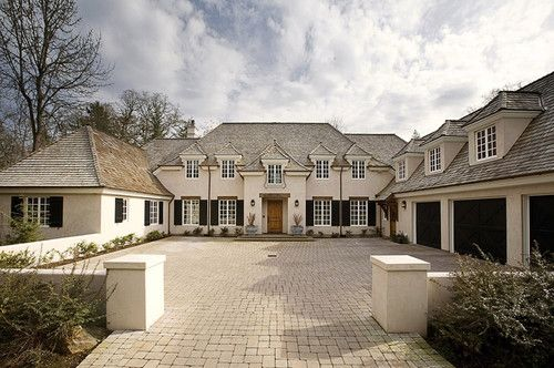 Traditional Exterior Photos French Country Design, Pictures, Remodel, Decor and Ideas - page 14