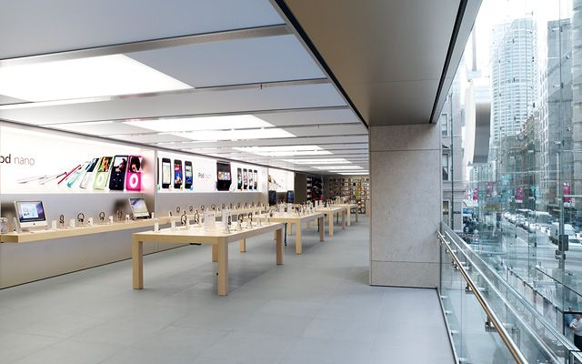 Sydney Apple Store Design Apple Store Store Design