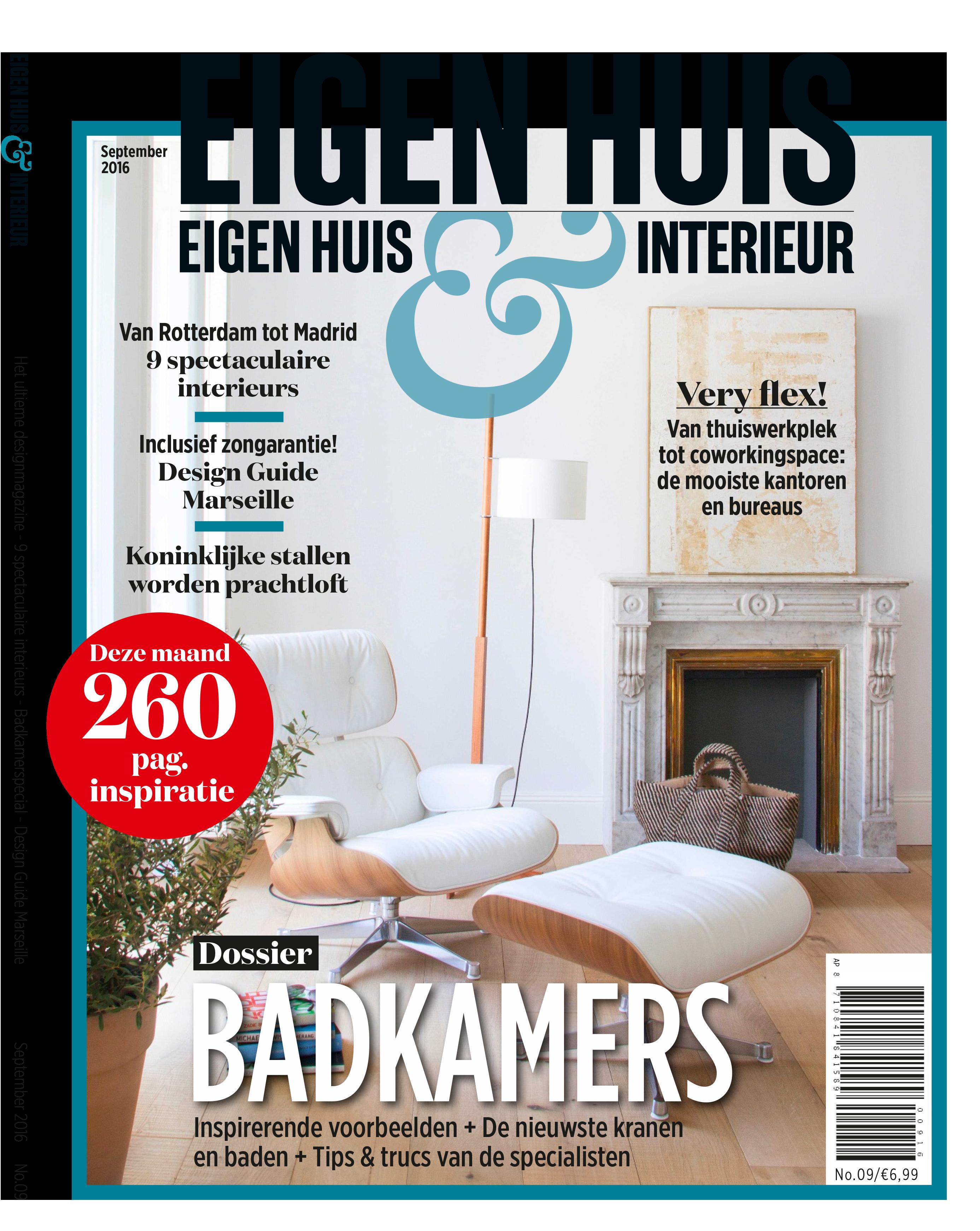 De nieuwe eigen huis interieur kan je downloaden op for Interieur tijdschriften nederland
