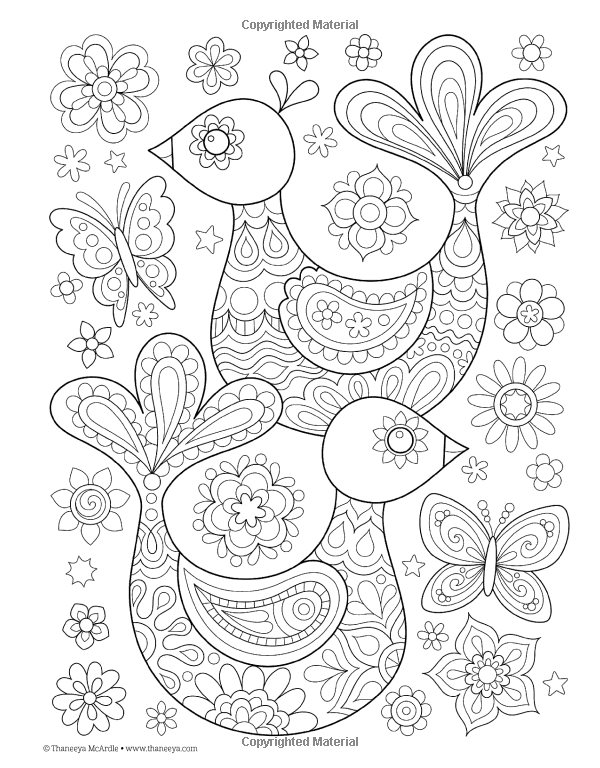 - Follow Your Bliss Coloring Book: Thaneeya McArdle: 0499994340788: Books -  Amazon.ca Mandala Coloring Pages, Coloring Books, Pattern Coloring Pages