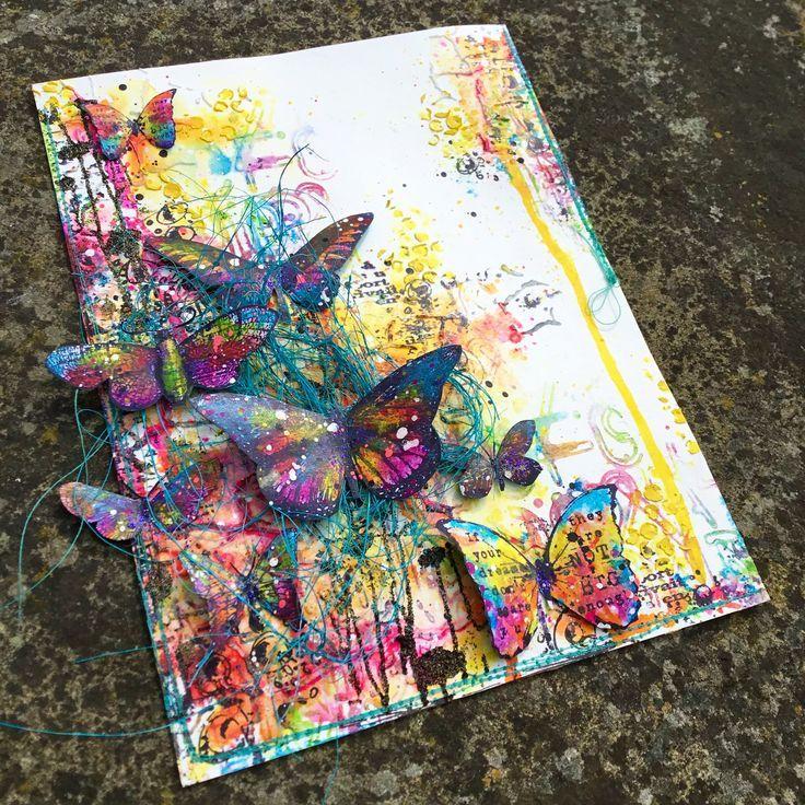 Art Journal Ii On Pinterest