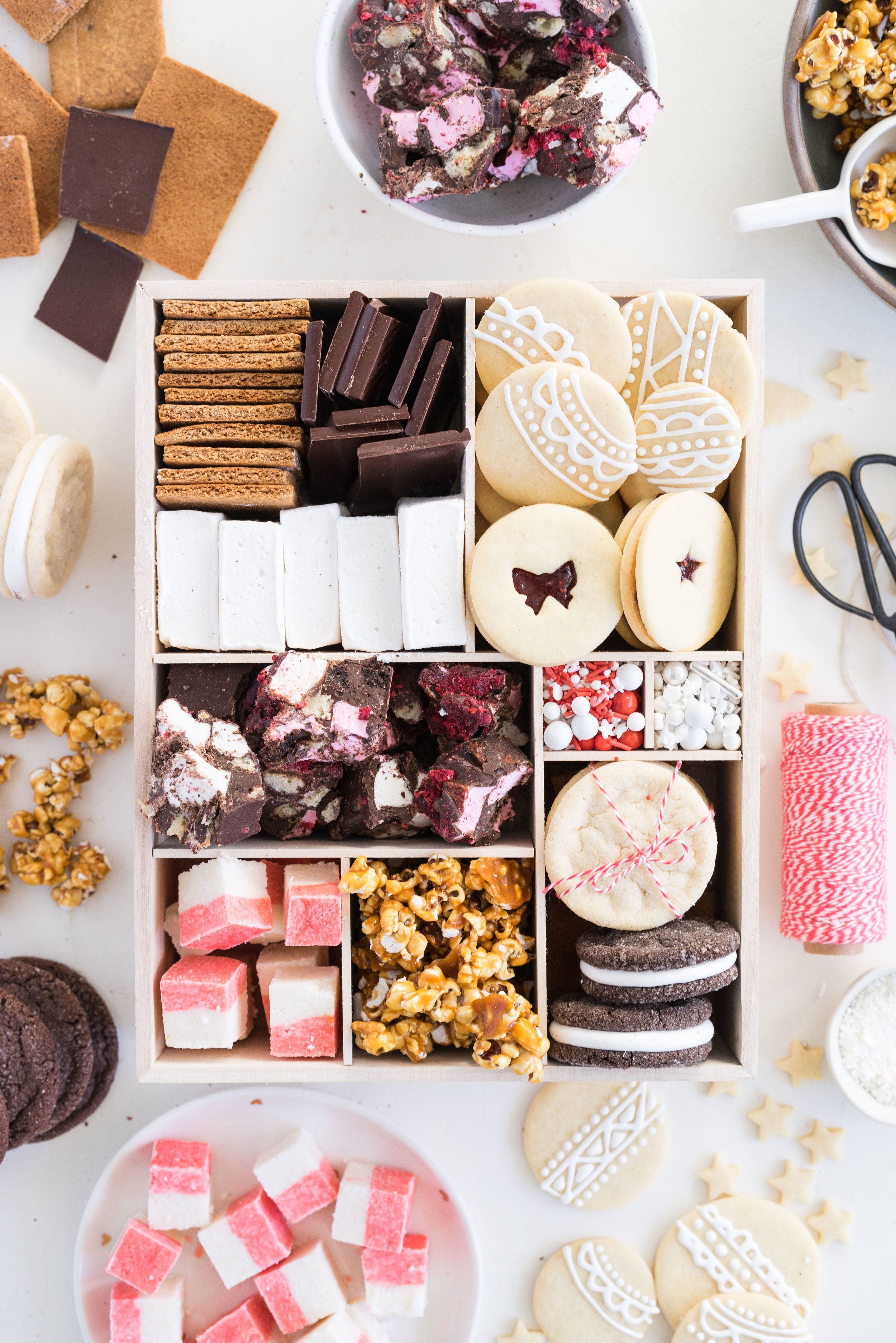 The Ultimate Christmas Cookie Box holidaze ) Holiday