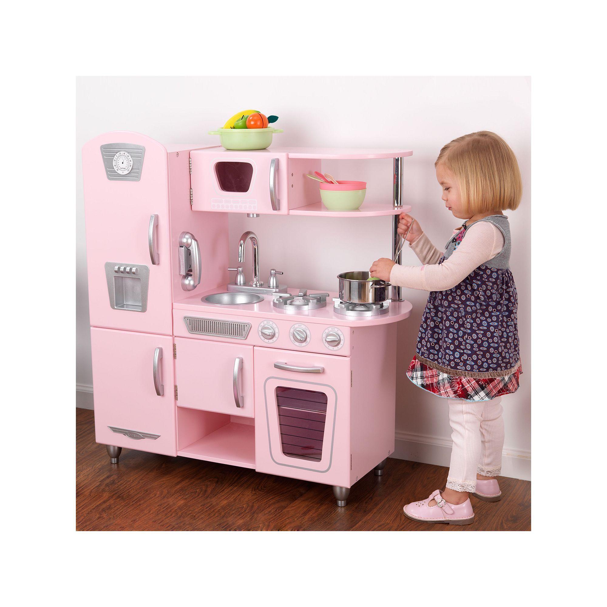 Kidkraft Pink Vintage Kitchen Products Pinterest Cuisine