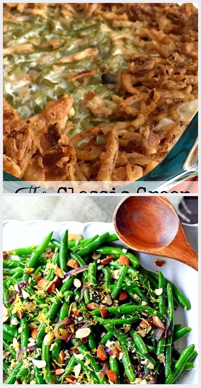 Green Bean Casserole Recipe #greenbeancasserole Classic green bean casserole rec...