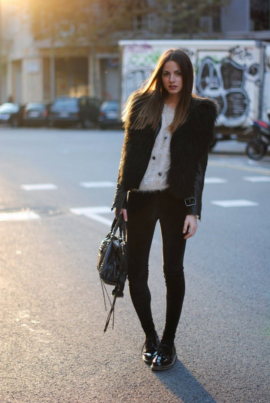 trend dr martens  idee outfit autunno inverno 2014 con