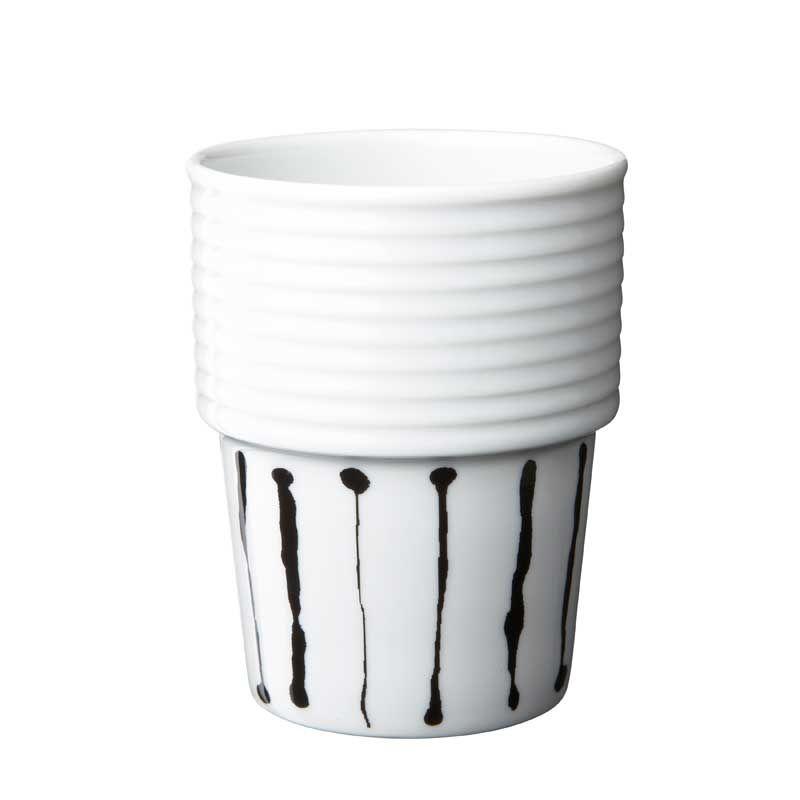 Filippa K Kaffe/Tekrus, Ink Stripe 2-pakk, Rörstrand