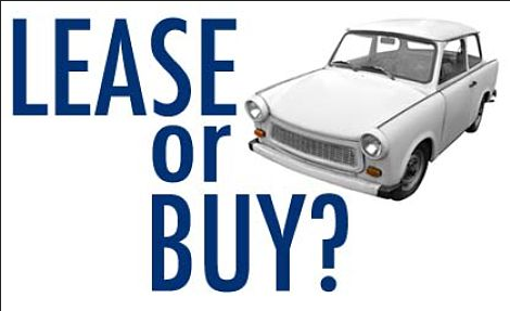 Best lease option cars