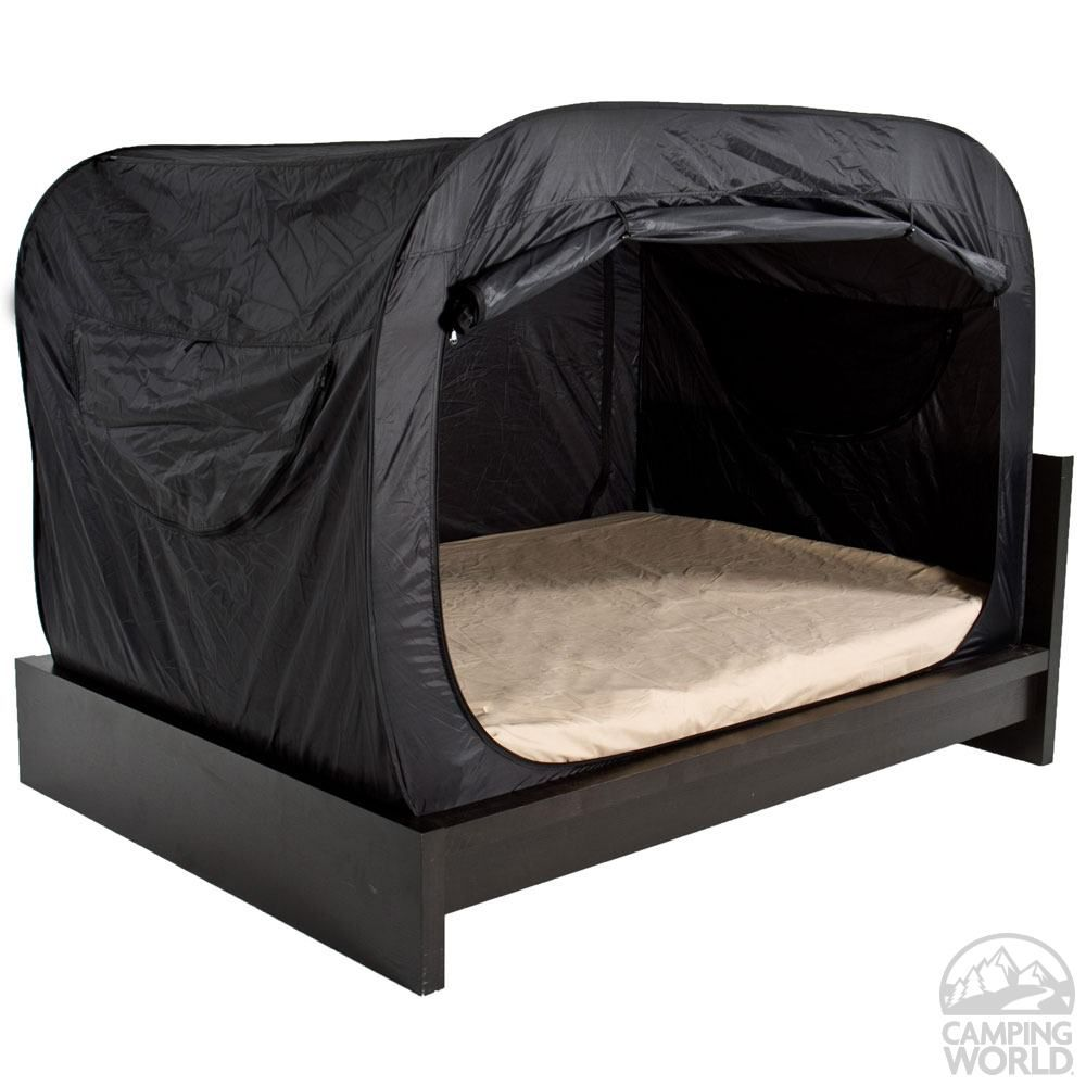 privacy pop bed tent - full - privacy pop pp-black-full - sheets