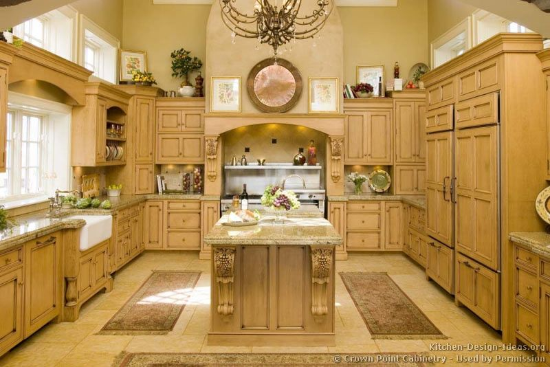 Luxury Kitchen Design© Crown Point Cabinetry Crownpoint Best Www.kitchen Designs Decorating Inspiration