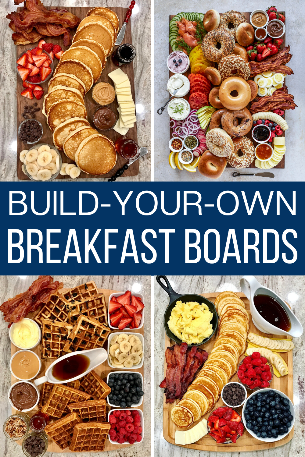 A Collection of the Best Build-Your-Own Breakfast Boards