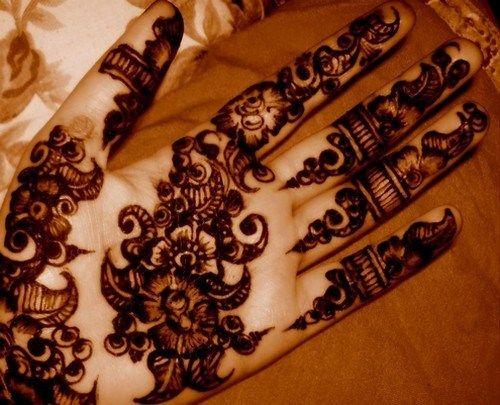 Modern Arabic Mehndi Designs 2014 : Best arabic mehndi designs 2013 2014 for hands and feet latest