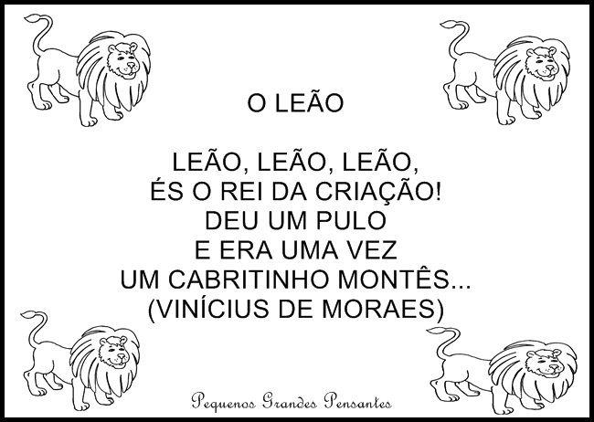 Parlenda do Leão