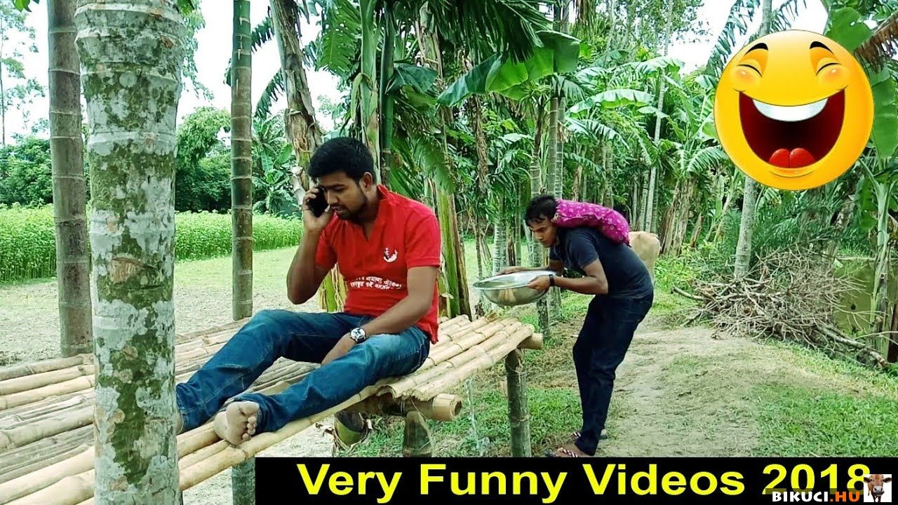 Videó Very Funny Videos 2018_Best Comedy Boys_Try To Not