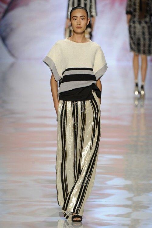 palazzo pants fashion tumblr etro spring 2013 ready to