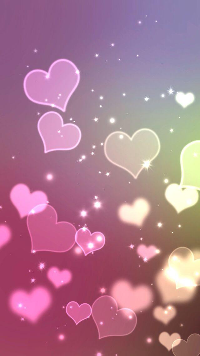 Cute Heart Wallpaper Heart Wallpaper Iphone Wallpaper