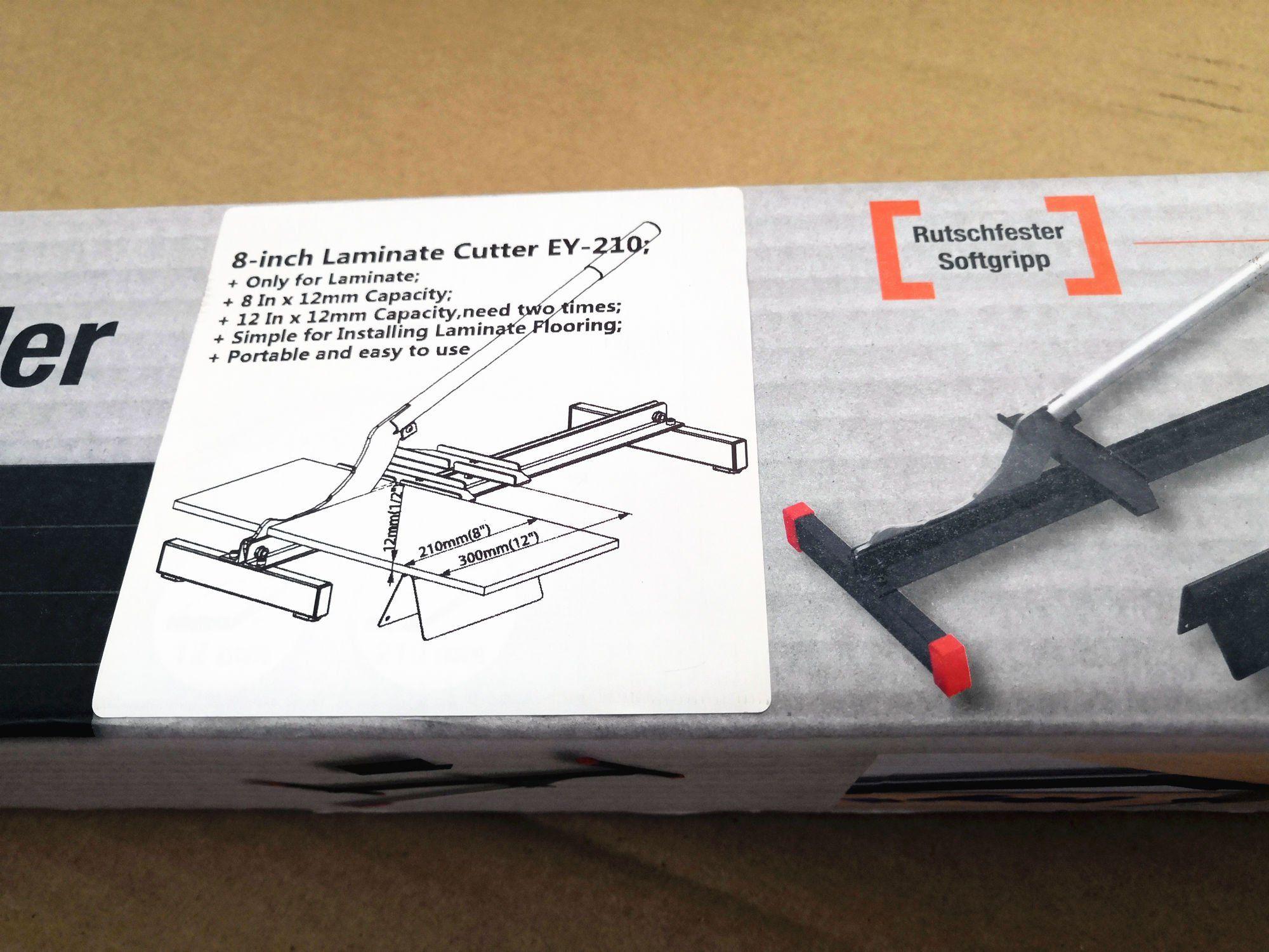 Mantistol Laminate Cutter Ey 210 For 8 Inch Laminate Flooring Laminate Flooring