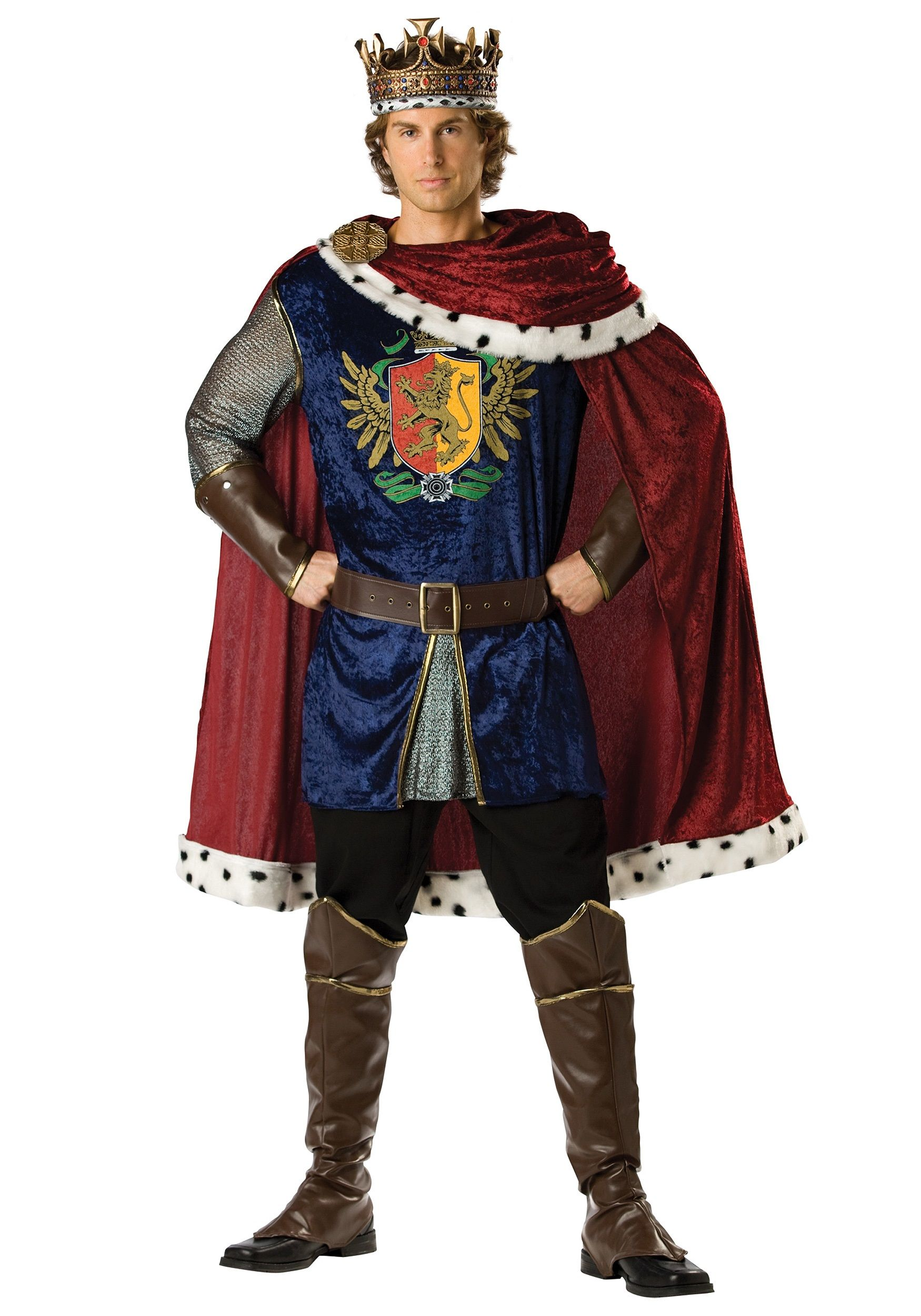 Medieval Noble King Costume | Medieval costume, Medieval and Costumes
