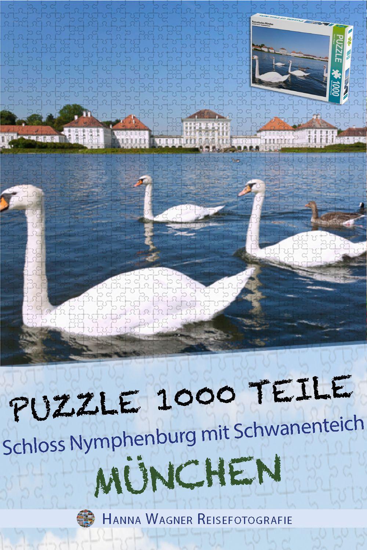Romantisches Munchen Im Puzzleformat Reisefotografie Reisebilder Romantik
