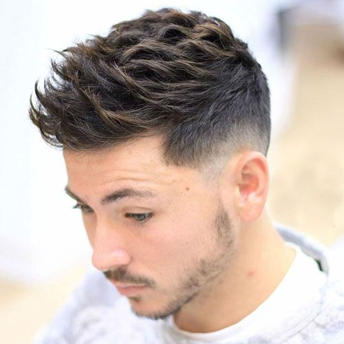 35 Best Hairstyles For Men With Thick Hair 2019 Best Hairstyles