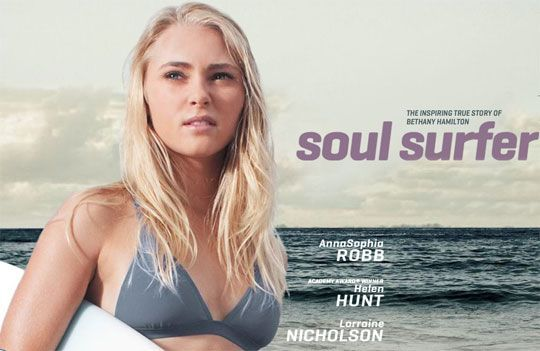 Best Movie Soul Surfer Surfer Good Movies