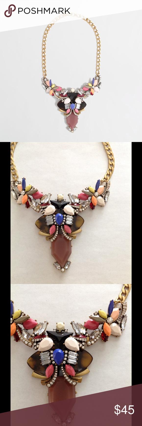 Soldj crew neon pendant necklace