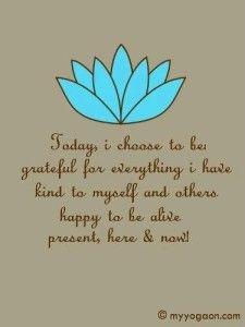 Daily Gratitude Affirmation - Pumpernickel Pixie