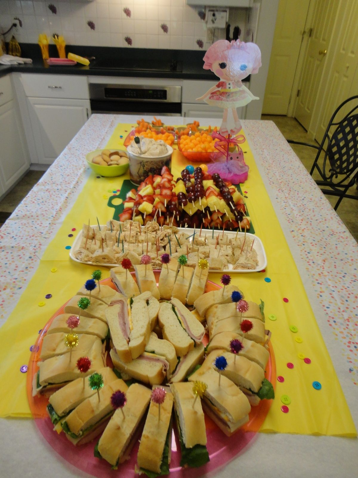 Pin by Cindy on Party food ideas Lalaloopsy party