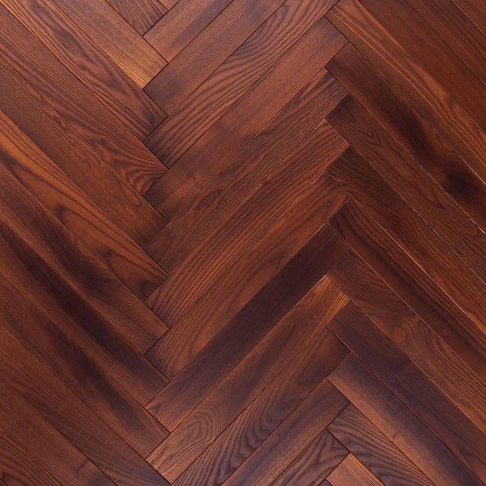 Ginger Deep Herringbone Parquet Engineered Ash In 2020 Engineered Wood Floors Parquet Flooring Engineered Wood