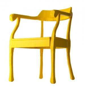Raw-tuoli Muutolta