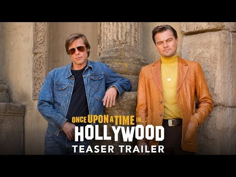 Nonton Once Upon A Time In Hollywood