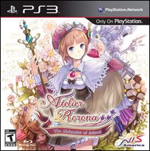 Atelier Rorona is an all new alchemy RPG developed by Gust the creators of Mana Khemia and Ar tonelico series for the PS2. This all new game adopts a breathtaking anime 3D graphics while retaining the classic RPG feel of the Atelier series. Players can spent countless hours adventuring unexplored lands and synthesize rare items.