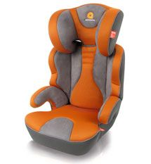 Apramo Ostara Orange Car Seat