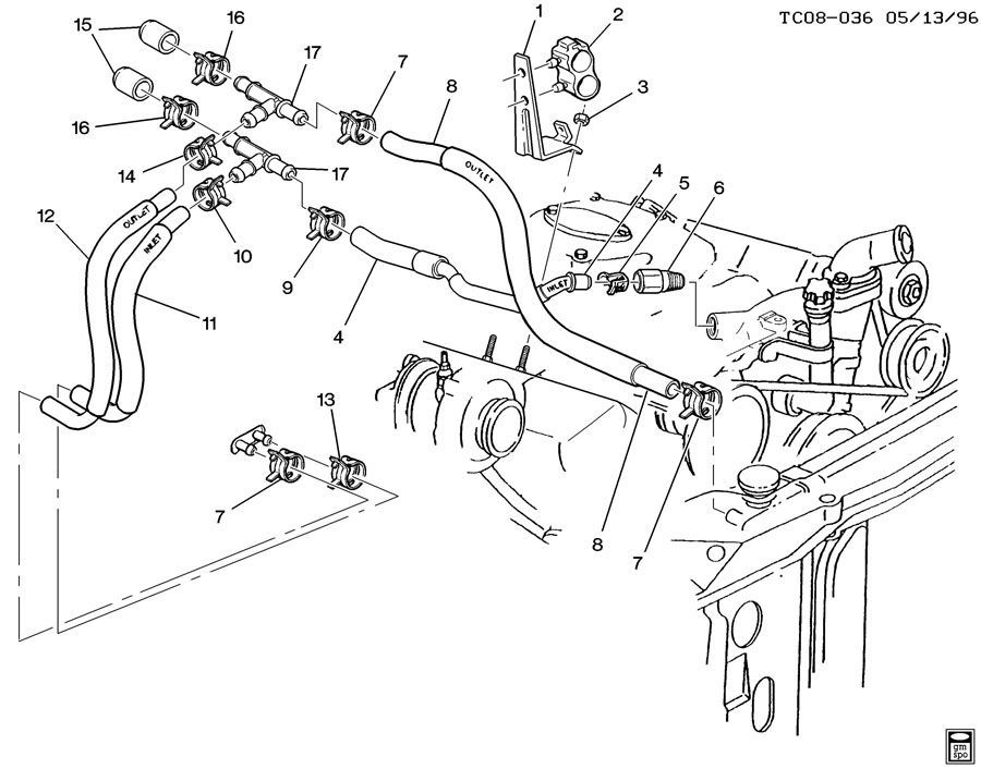 Related image Chevy avalanche, Trailer wiring diagram