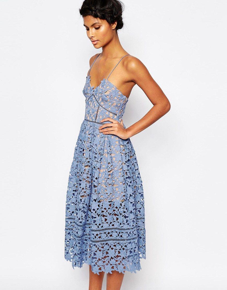 0ec83b2338a3 Self Portrait Azaelea Dress | Make up | Self portrait dress, Fashion ...