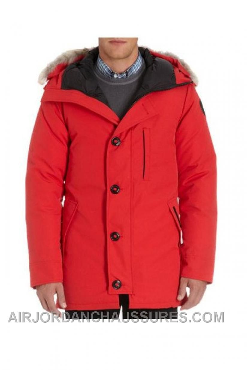 Find Canada Goose Chateau Parka Red Men's Super Deals online or in pumacreepers. Shop Top Brands and the latest styles Canada Goose Chateau Parka Red Men's ...
