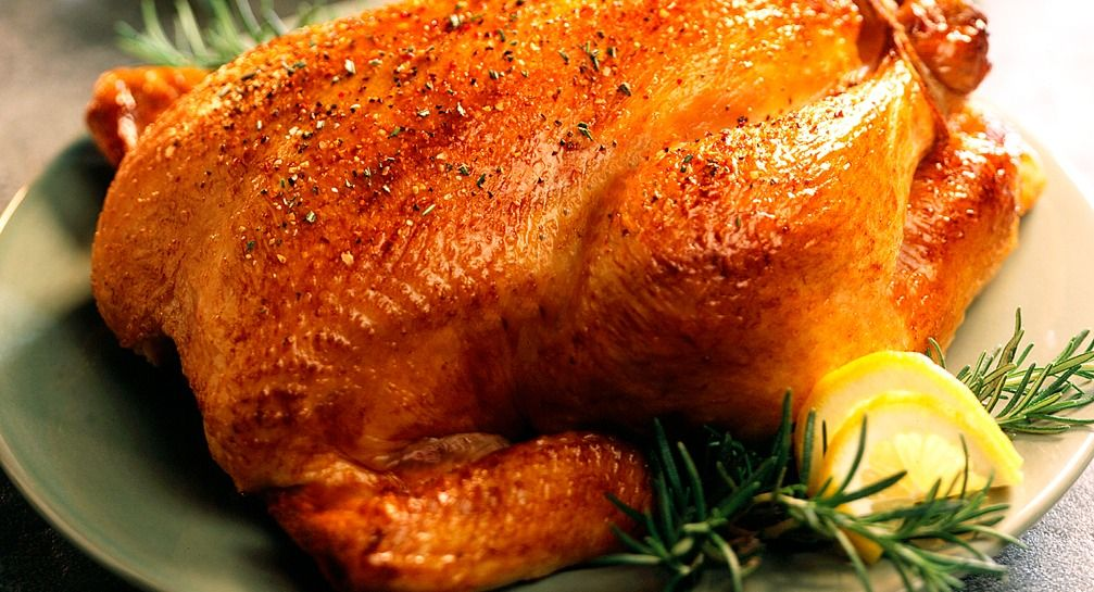 Lemon rosemary roast chicken recipe rosemary roasted
