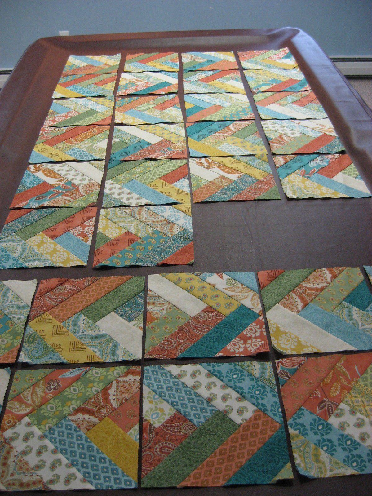 Prayer Flag Friendship Braid Quilt Getting Started Quilting