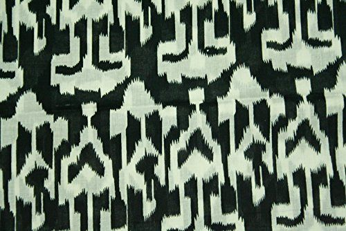 Thehandicraftworld 5 Yard Hand Block Jaipur Printed Handmade Sanganeri Print Fabric thehandicraftworld http://www.amazon.com/dp/B00V0Z0FTU/ref=cm_sw_r_pi_dp_Lghcxb1GRRZJK