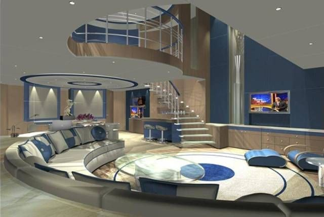Most Beautiful House Interior Design Style Home Lounge