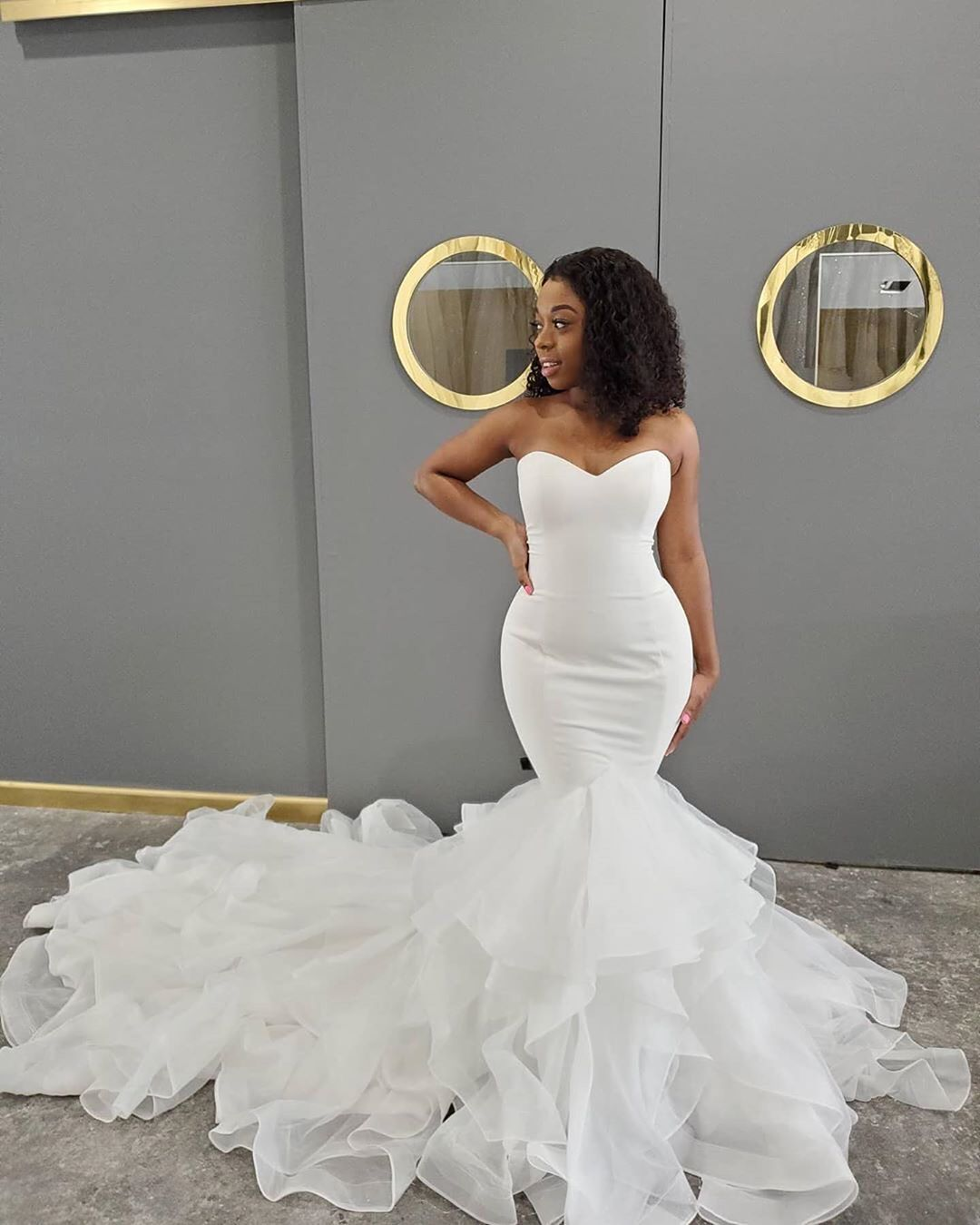 Weddings Onpoint S Instagram Post Stunning Love This Gown With Or Without The Bling Go Ball Gowns Wedding Cute Wedding Dress Gorgeous Wedding Dress [ 1350 x 1080 Pixel ]