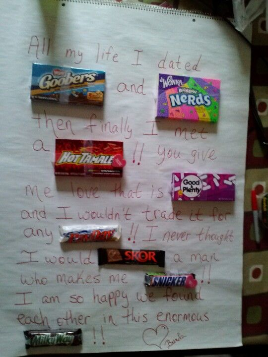 sweet surprises for your girlfriend