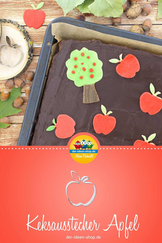 1 Ausstecher Apfel + +