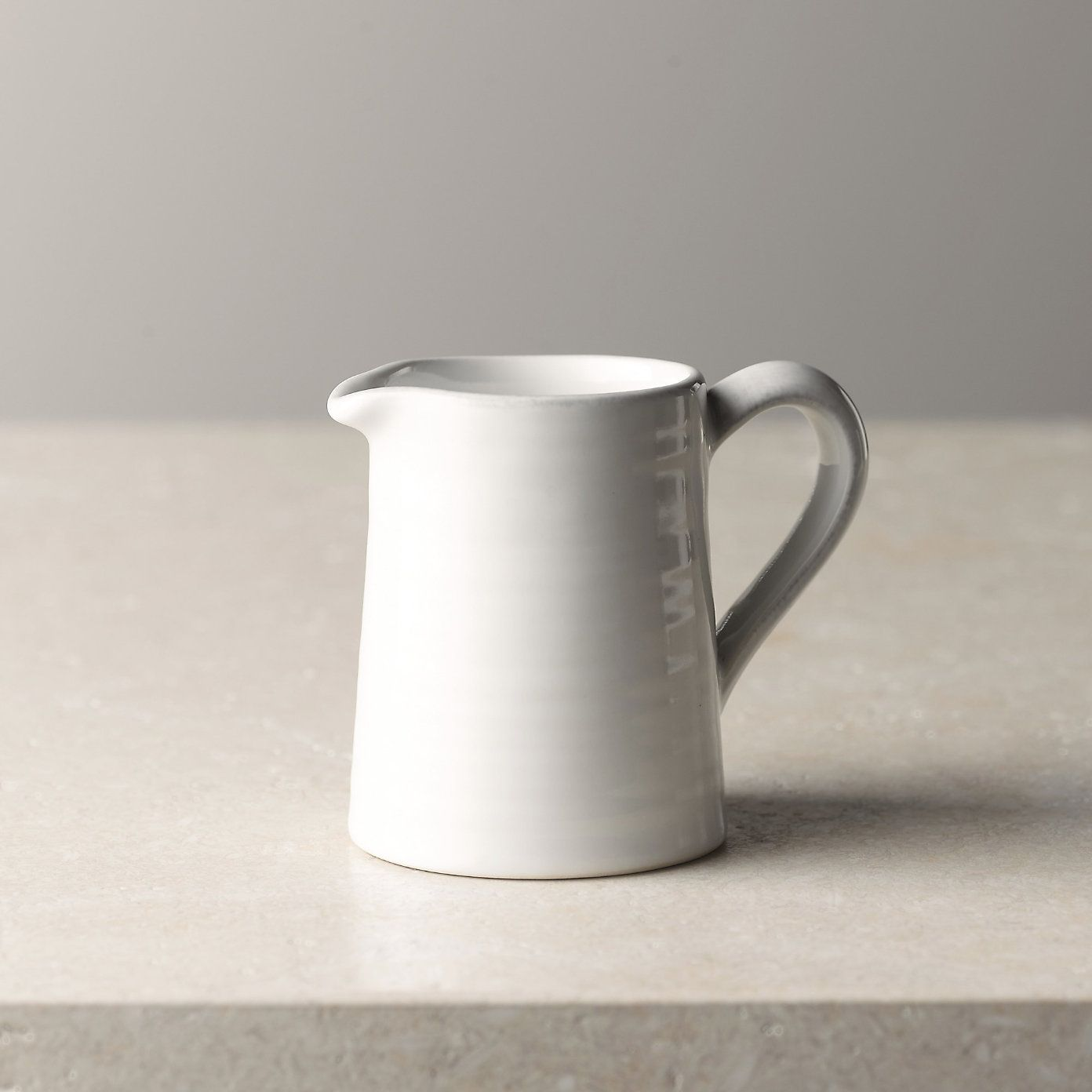 Buy Home Accessories Tableware Small Stoneware Jug From The White Company With Images Tableware