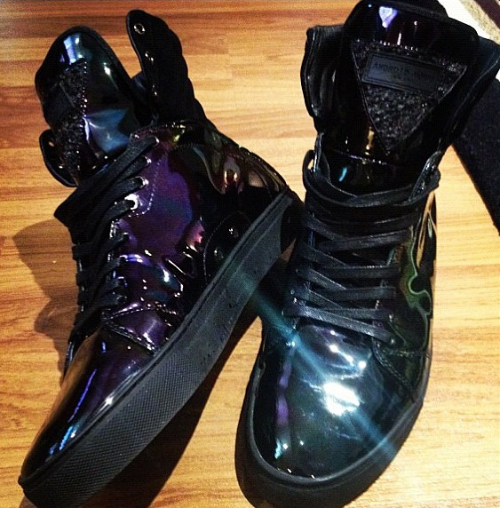 Limited Edition Android Homme Propulsion Hi 2 Shoe Boots Types Of Shoes All Black Sneakers