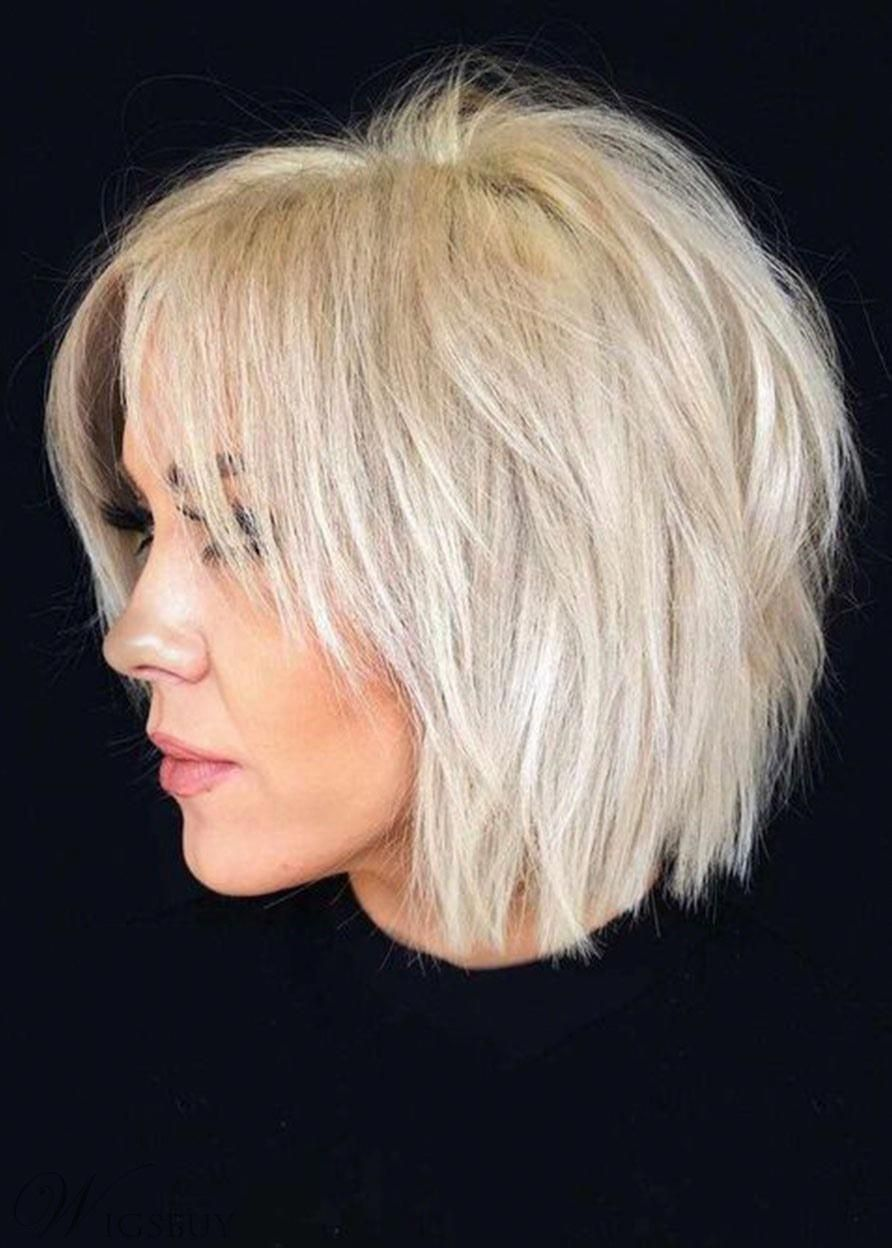 Pin on bob hairstyles for fine hair