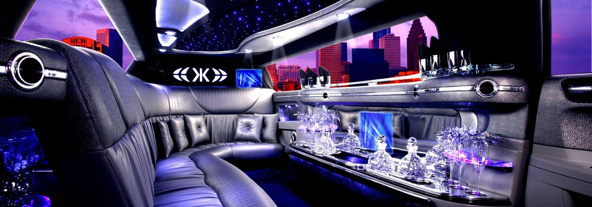 Limousine Fleet Hen Party