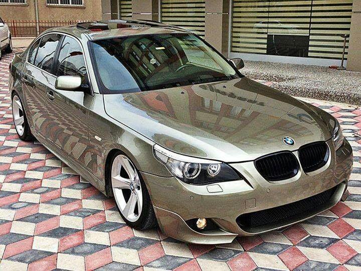 Bmw E60 5series Grey Amethyst Green Bmw Bmw E60 Bmw Cars