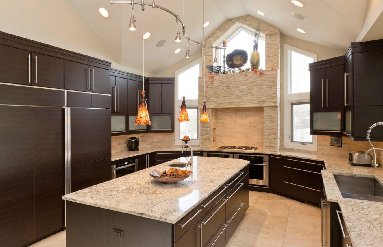 Für ein ansprechendes und exquisites Aussehen Ihrer Küche ...