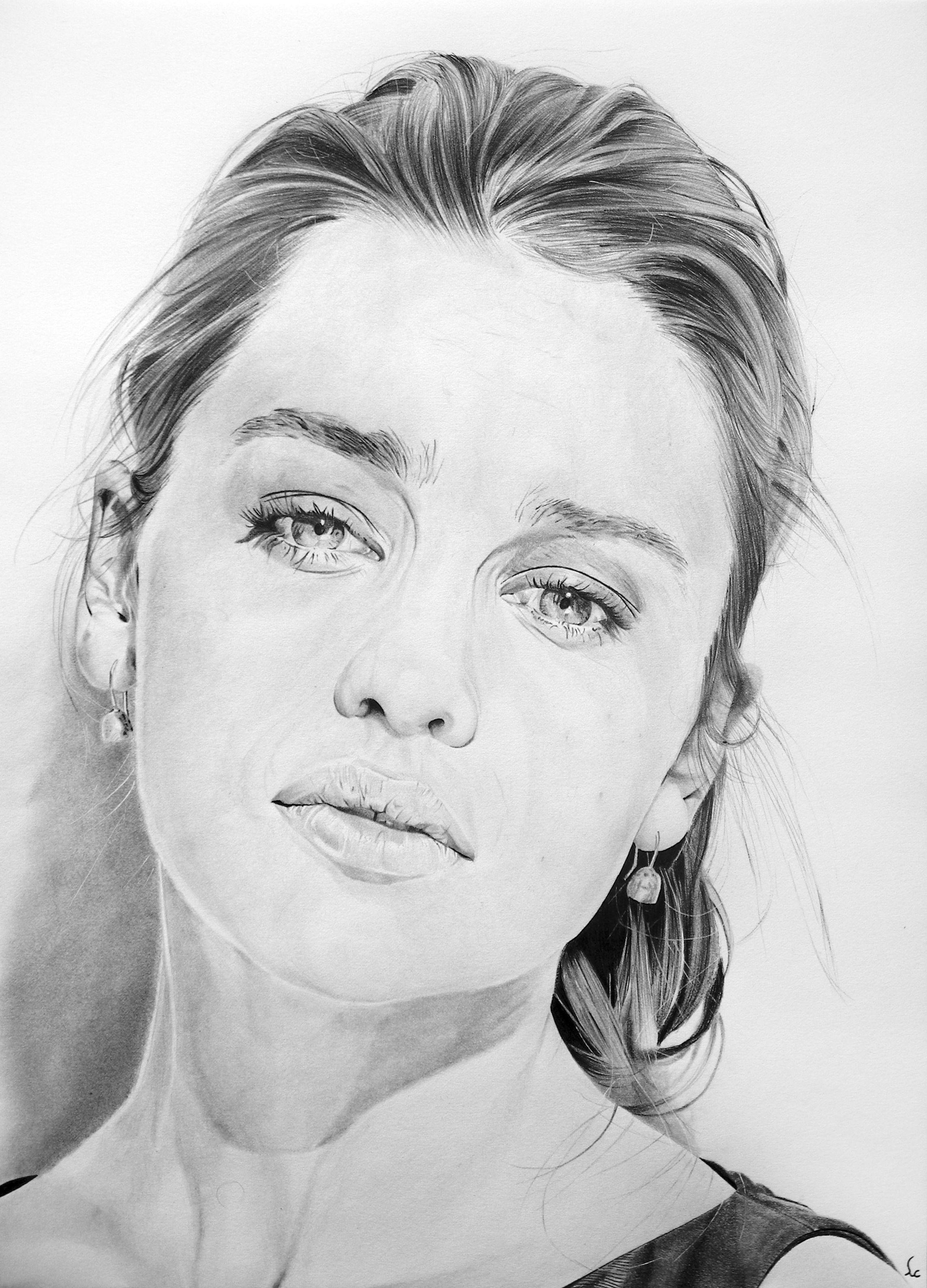 1000 images about emilia clarke on pinterest emilia - Emilia Clarke By Portrait Lc Https Www Facebook Com Portraitlc
