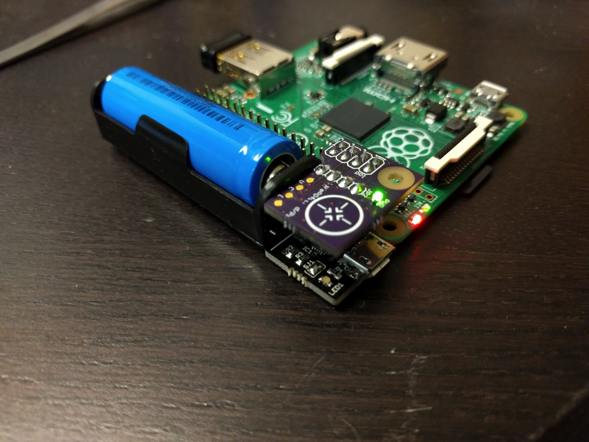 Thanks to Drew for sharing – Via Patrick Van Oosterwijck on Hackaday.io Ever wished you could unplug your Raspberry Pi and move it elsewhere when you were in the middle of something and didn&…